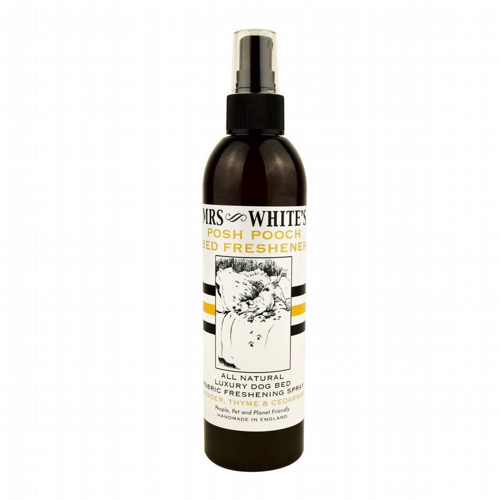 Mrs White's Posh Pooch - Bed Freshener  250ml